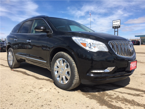 2017 Buick Enclave for sale in Rolla, ND