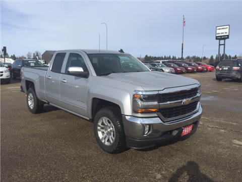 2017 Chevrolet Silverado 1500 for sale in Rolla, ND