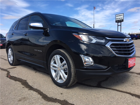 2018 Chevrolet Equinox for sale in Rolla, ND