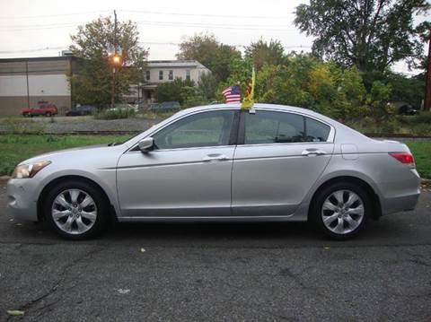 2008 Honda Accord for sale in Linden, NJ