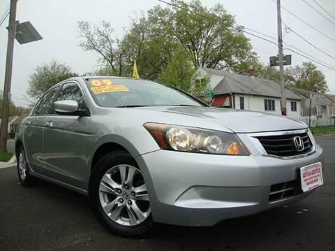 2009 Honda Accord for sale in Linden, NJ