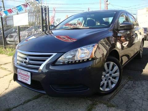 2013 Nissan Sentra for sale in Linden, NJ