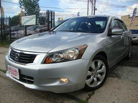 2009 Honda Accord for sale in Linden, NJ