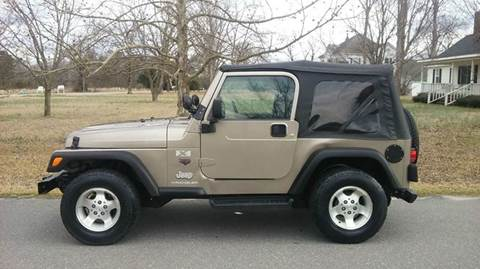 2003 jeep wrangler for sale in muskegon mi. Cars Review. Best American Auto & Cars Review