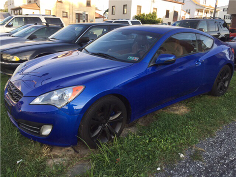 2010 Hyundai Genesis Coupe For Sale In Lancaster, PA