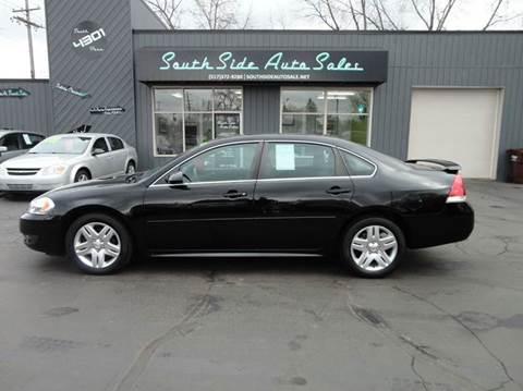 2011 Chevrolet Impala for sale in Lansing, MI