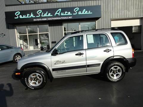 2002 Chevrolet Tracker for sale in Lansing, MI