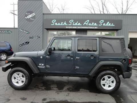 2007 jeep wrangler for sale for Infinity motors gainesville ga