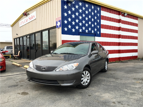 2006 Toyota Camry for sale in Garland, TX