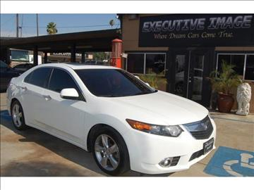 2012 Acura TSX for sale in Riverside, CA
