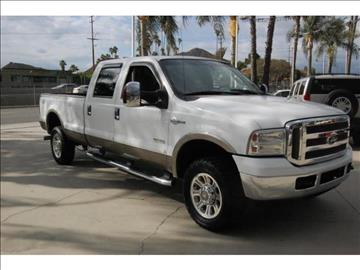 2007 Ford F-250 Super Duty for sale in Riverside, CA