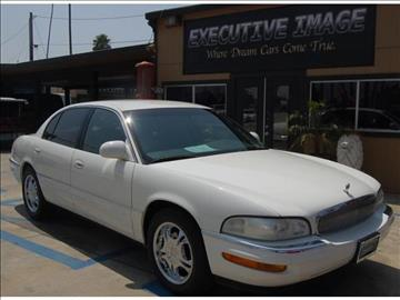 2002 Buick Park Avenue for sale in Riverside, CA