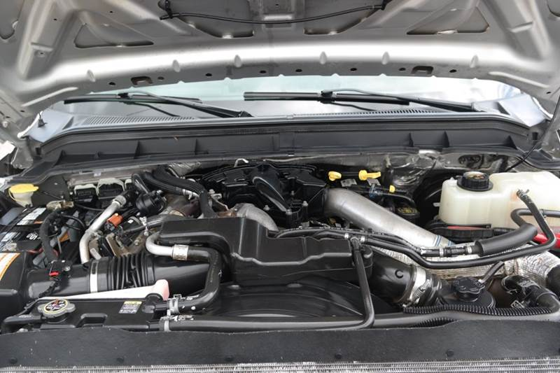 2012 Ford F-350 Super Duty 4x4 Lariat 4dr Crew Cab 8 ft. LB SRW Pickup - San Marcos TX