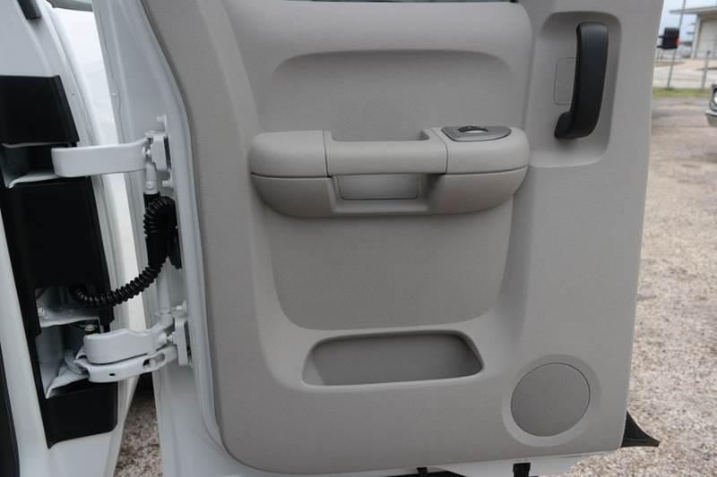 2007 Chevrolet Silverado 3500HD LTZ 4dr Extended Cab 4WD LB - San Marcos TX