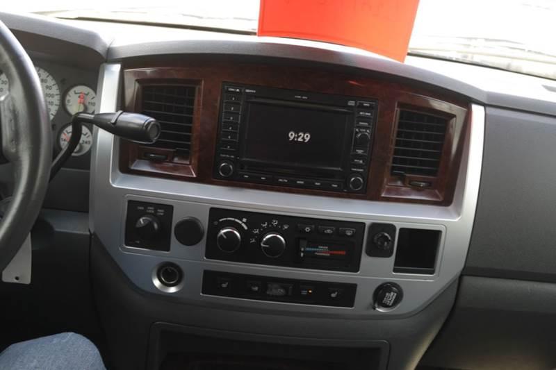 2008 Dodge Ram Pickup 2500 Laramie 4dr Quad Cab 4WD SB - San Marcos TX