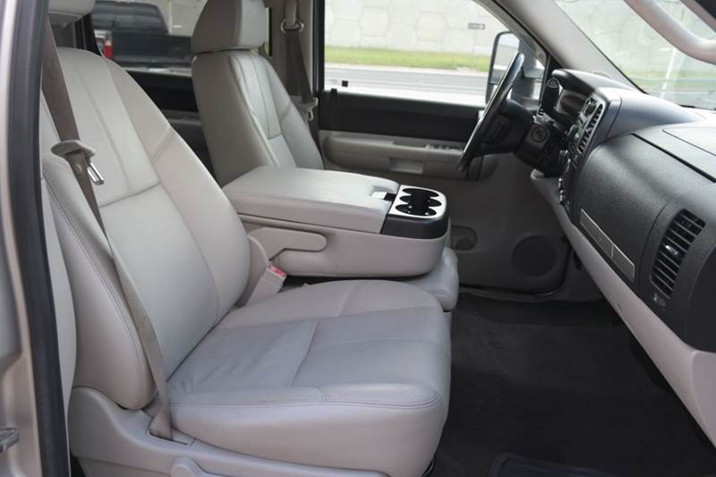 2008 Chevrolet Silverado 3500HD 4WD LTZ 4dr Crew Cab LB SRW - San Marcos TX
