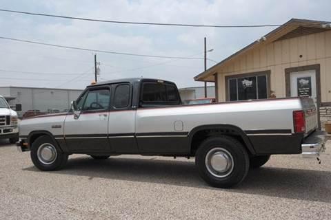 1992 Dodge RAM 250