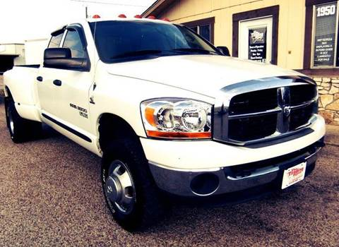 2006 Dodge Ram Pickup 3500 for sale in San Marcos, TX