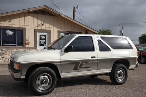 1987 Nissan Pathfinder