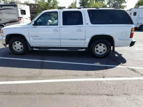 2001 GMC Yukon XL for sale in Denver, CO