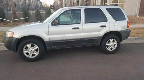 2004 Ford Escape for sale in Denver, CO