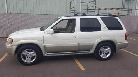 2001 Infiniti QX4 for sale in Denver, CO