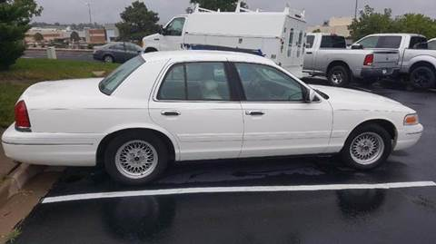 2000 Ford Crown Victoria for sale in Denver, CO