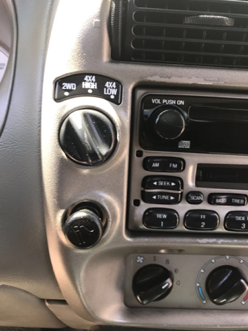 2003 Ford Explorer Sport Trac  - Weymouth MA