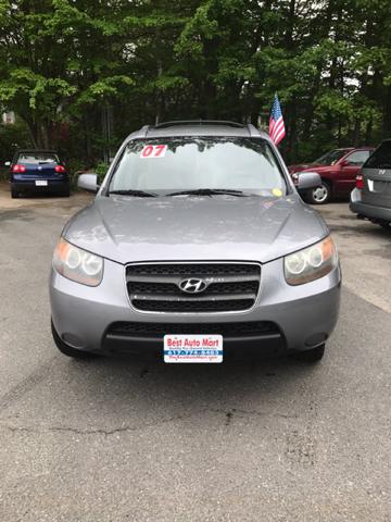 2007 Hyundai Santa Fe GLS AWD 4dr SUV - Weymouth MA