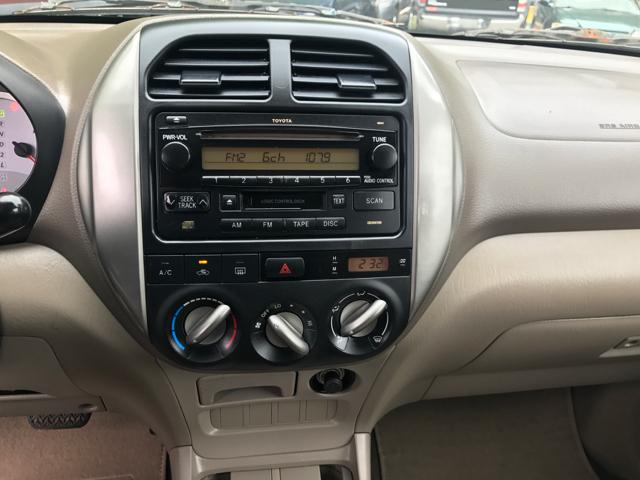 2004 Toyota RAV4 Base AWD 4dr SUV - Weymouth MA
