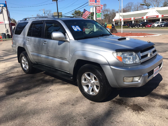 2004 Toyota 4Runner Sport Edition 4WD 4dr SUV - Weymouth MA