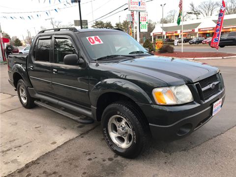 2004 Ford Explorer Sport Trac for sale in Weymouth, MA