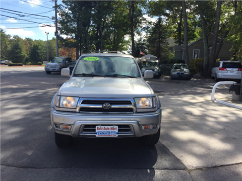 2000 Toyota 4Runner for sale in Weymouth, MA