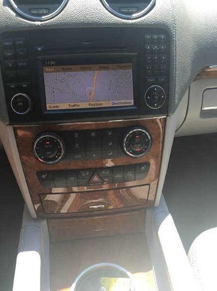 2009 Mercedes-Benz GL-Class GL450 4MATIC AWD 4dr SUV - Apex NC