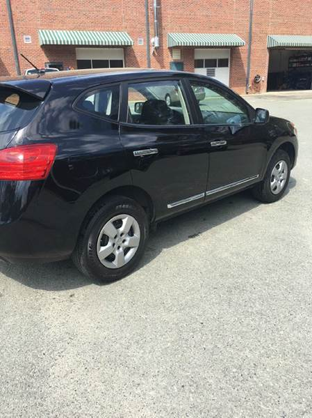 2013 Nissan Rogue AWD S 4dr Crossover - Apex NC