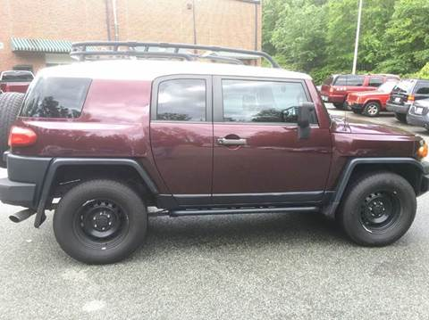 2007 Toyota FJ Cruiser for sale in Apex, NC