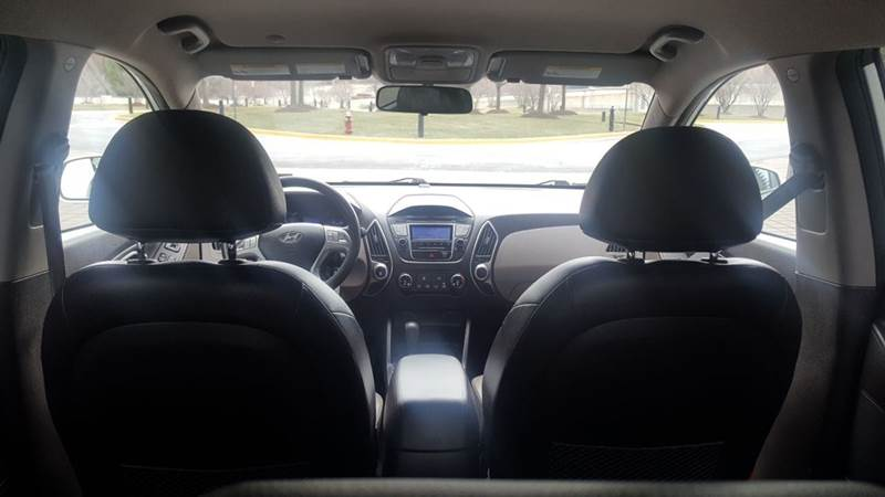 2011 Hyundai Tucson GLS 4dr SUV - Manassas VA