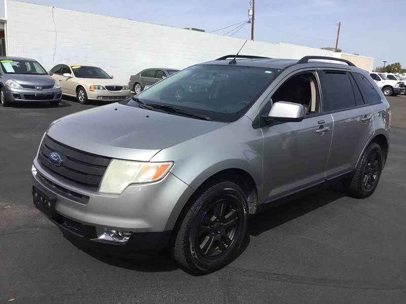 2008 ford edge 3rd row seating - best seat 2018