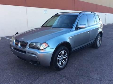 2006 BMW X3 for sale in Phoenix, AZ