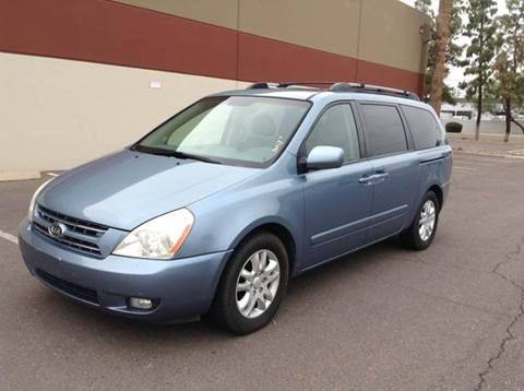 2008 Kia Sedona for sale in Phoenix, AZ