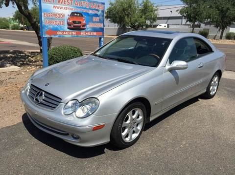 2004 Mercedes-Benz CLK for sale in Phoenix, AZ