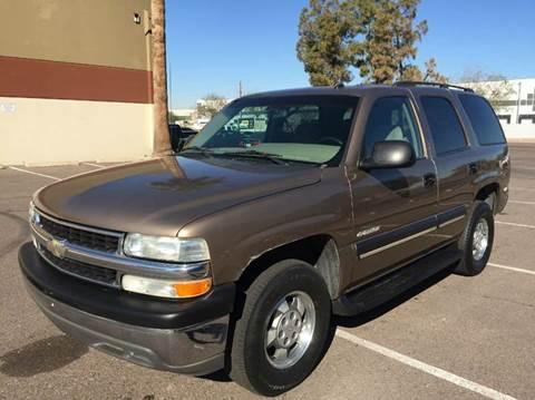 2003 Chevrolet Tahoe for sale in Phoenix, AZ