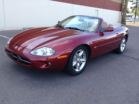 1998 jaguar xk series for sale tampa fl for Heartland motor company morris mn