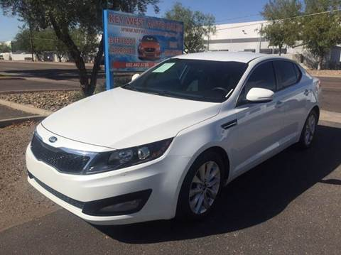 2013 Kia Optima for sale in Phoenix, AZ
