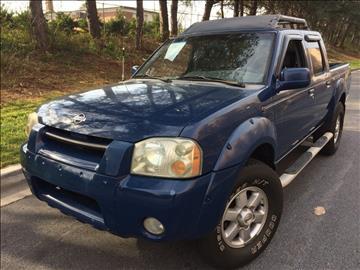 2001 Nissan Frontier for sale in Marietta, GA