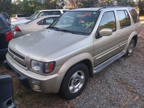1999 Infiniti QX4 for sale in Marietta, GA