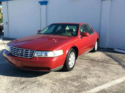 2000 Cadillac Seville for sale in Fort Myers, FL