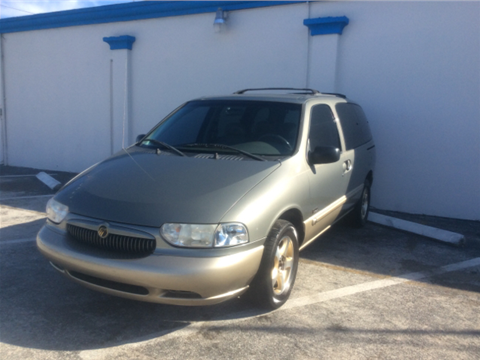 2000 Mercury Villager for sale in Fort Myers, FL