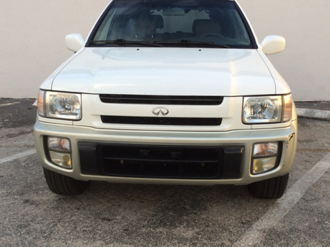 2000 Infiniti QX4 for sale in Fort Myers, FL