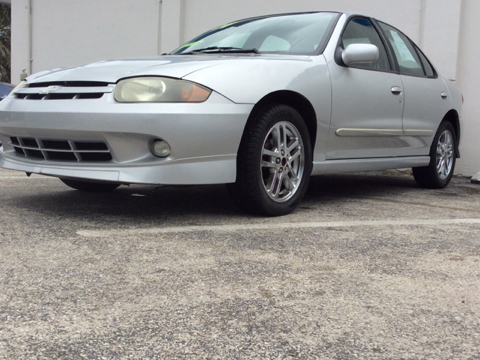 2004 chevrolet cavalier for sale in florida. Black Bedroom Furniture Sets. Home Design Ideas